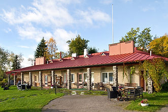 Lossiranta Lodge - oma terassi