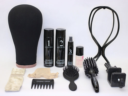K's Premium Package for Human Hair Wig