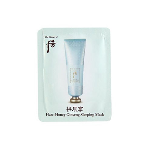 Ночная маска Han Honey The History of  Whoo