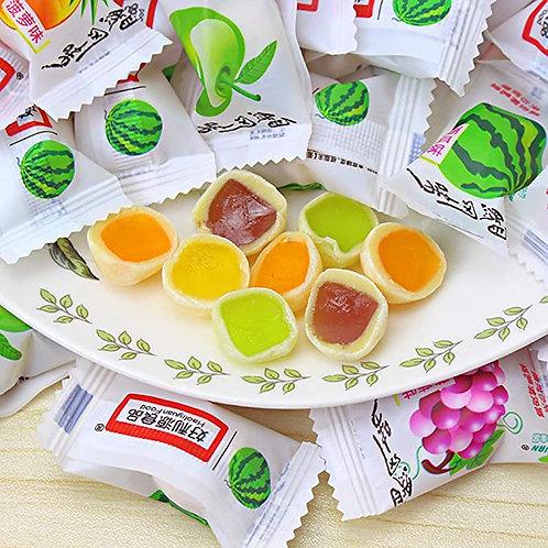 Конфеты в банке Haoliyuan Jelly Ball