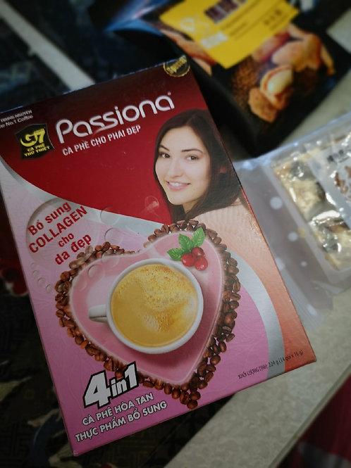 Вьетнамский кофе с коллагеном