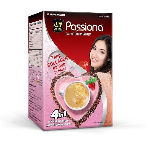 Кофе с коллагеном Trung Nguen Passiona