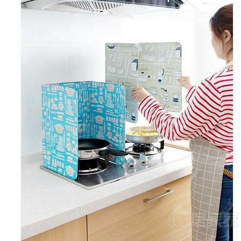 Экран для плиты от масляных брызг