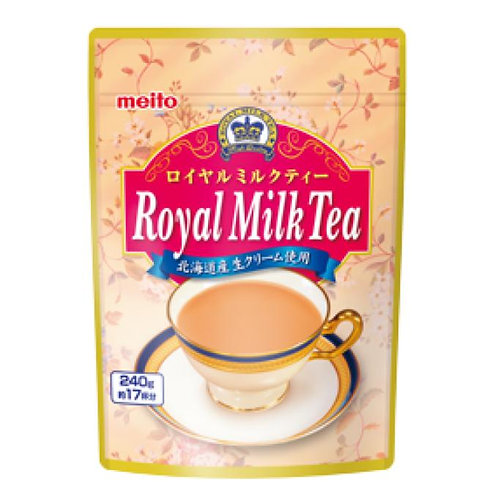 Королевский молочный чай Meito