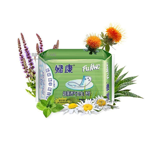 Лечебные гигиенические ежедневки на травах