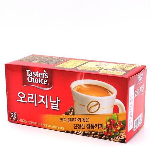 Традиционный корейский кофе Tasters Choice
