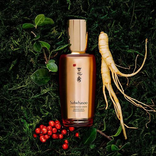 Восстанавливающая сыворотка  Sulwhasoo Concentrated Ginseng Renewing Serum