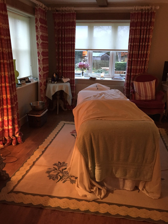 Where did Cotswold Spa, mobile massage and beauty come from?