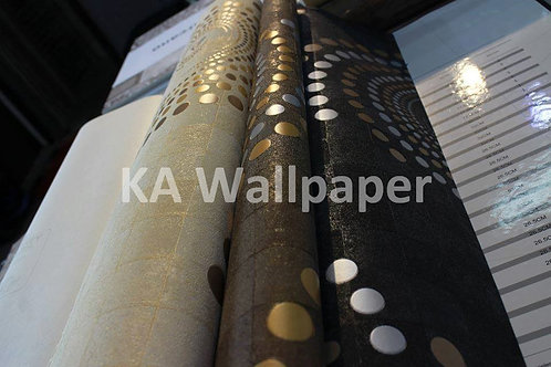 Geometric Contemperory Pattern Wallpaper