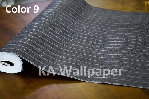 Wallpaper Stripes Embossed