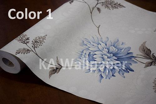Flower Deep Embossed Pattern
