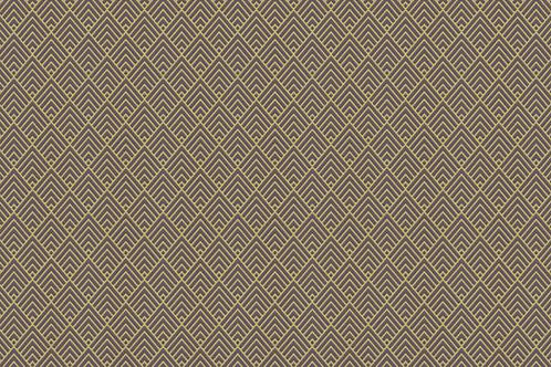 Geometric 3D pattern with texture face