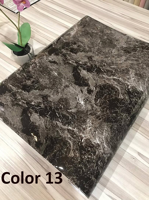 Modern Waterproof Vinyl Self adhesive Wallpaper Marble Contact Paper Kitchen any
