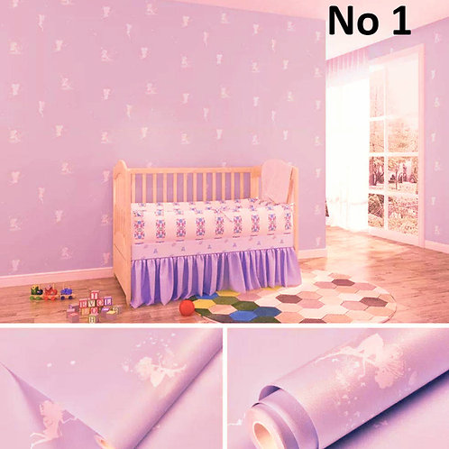 Wallsticker Dinding Self-adhesive Waterproof KIds Room waterproof