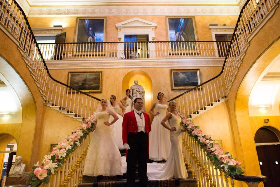 London Master of Ceremonies / Toastmaster, Institute of Directors, Pall Mall, London