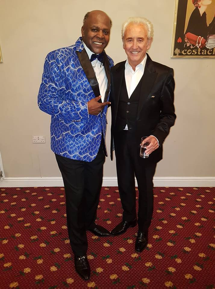 Toastmaster / Master of Ceremonies / MC with Tony Christie & Clyde Stevenson