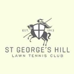 St George's Hill Tennis Club.