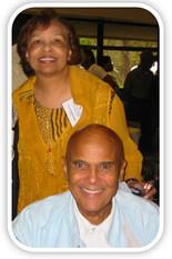 Flonzie and Harry Belafonte
