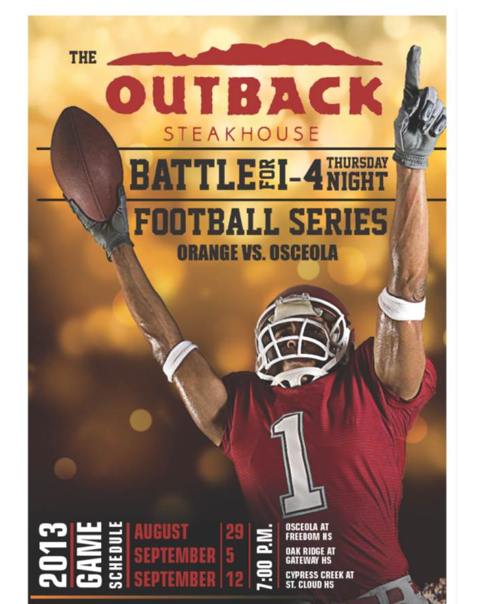 Outback Steakhouse football series