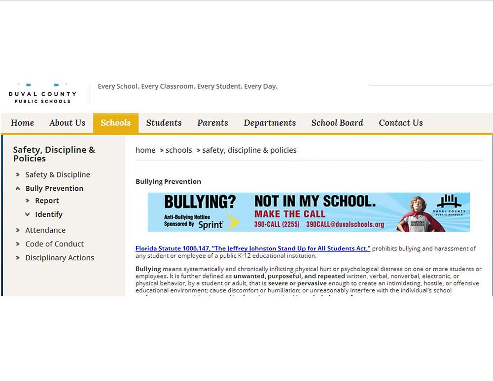 Sprint Anti-Bullying