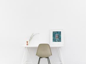 Ideias para Home Office: dicas de design de interiores e decoração.