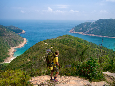 香港 麥理浩徑 / Maclehose trail, Hong Kong. / May 21, 2019
