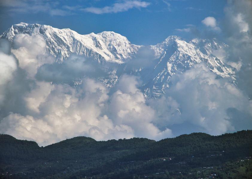 Annapurna I and south