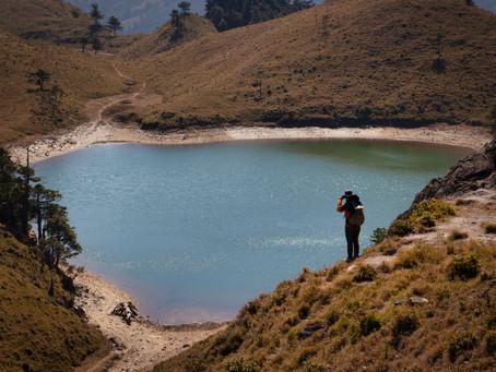 《一百公里的朝聖之路》丹大林道:Camino de 七彩湖與六順山|1783 Studio