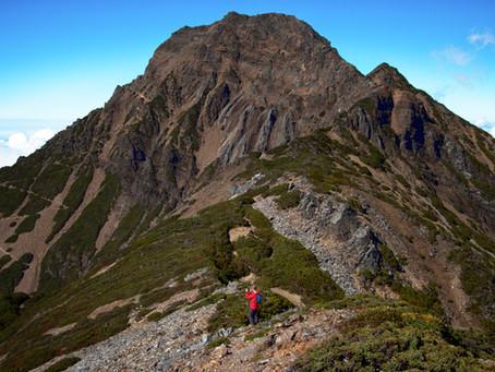 YuShan, Mt.Jade, 3952m