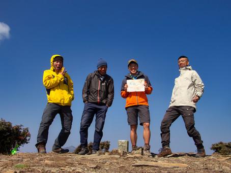 《百岳四大障礙之一縱走》干卓萬橫斷下武界 Ludun takuban Crossing Trail, Taiwan|1783 Studio