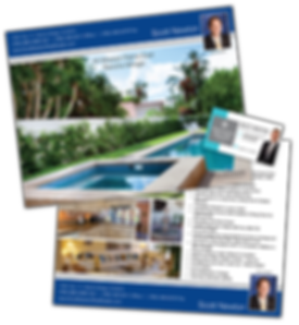 Real Estate Flyers & Business Cards