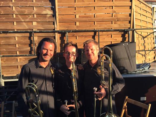 Concert lors du stage Cuivres en Pays Basque