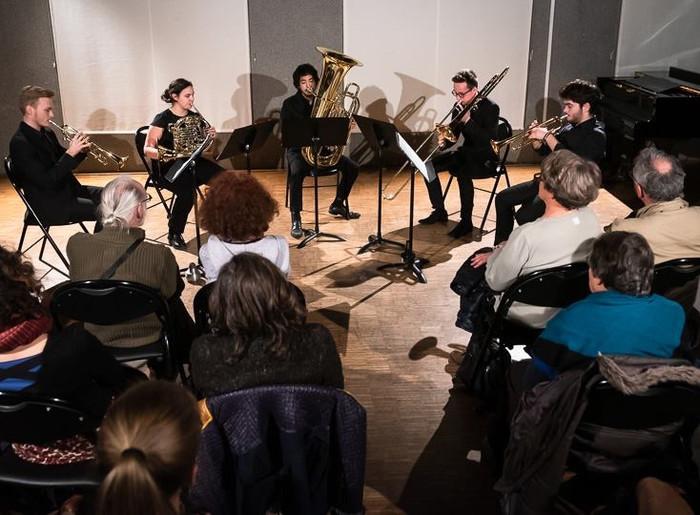 Concert de Quintette de Cuivres