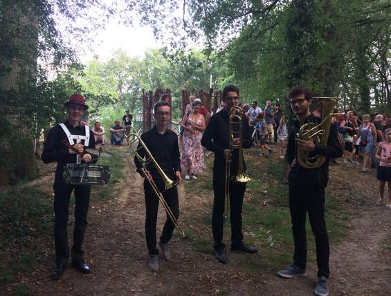 Concert Tours'Brass
