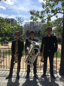 Concert de Tours'Brass
