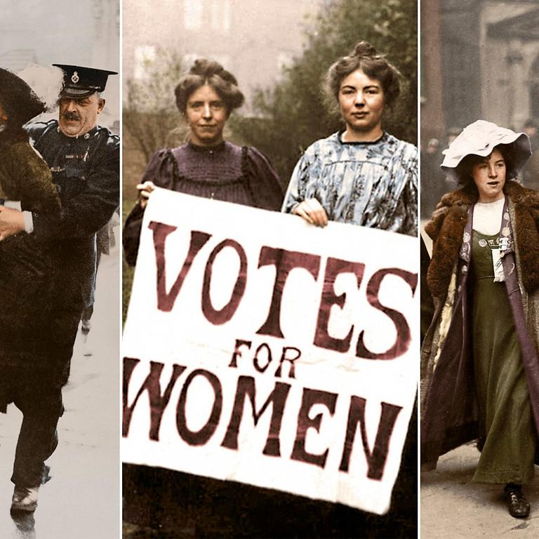 Women's Suffrage Centenary
