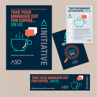 ASG Coffee with Man Campaign