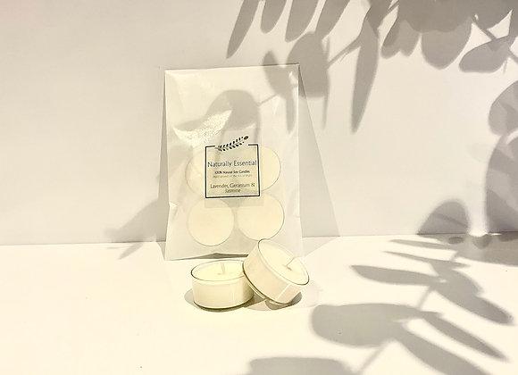 Fragranced Tealights