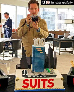 suits cake 1
