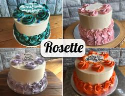 Rosette Bakery Cake Group