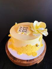Yellow Bee shower.JPG