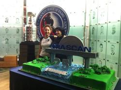 Grascan Cake 2 - Dec 2011
