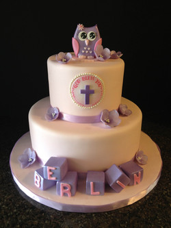 purple owl blessings