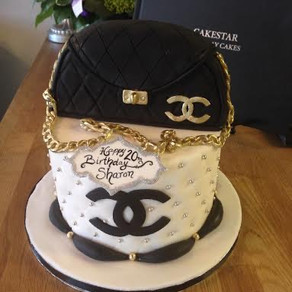 Chanel Bag Cake.JPG