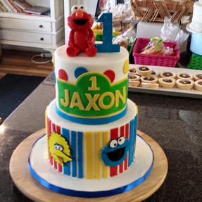 Sesame Street Jaxon cake.JPG