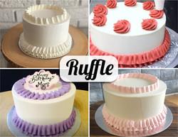 Ruffle Bakery Cake Group
