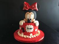mini mouse head on cake.JPG