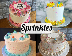Sprinkles Bakery Cake Group