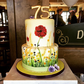 hand painted floral 75th.jpg