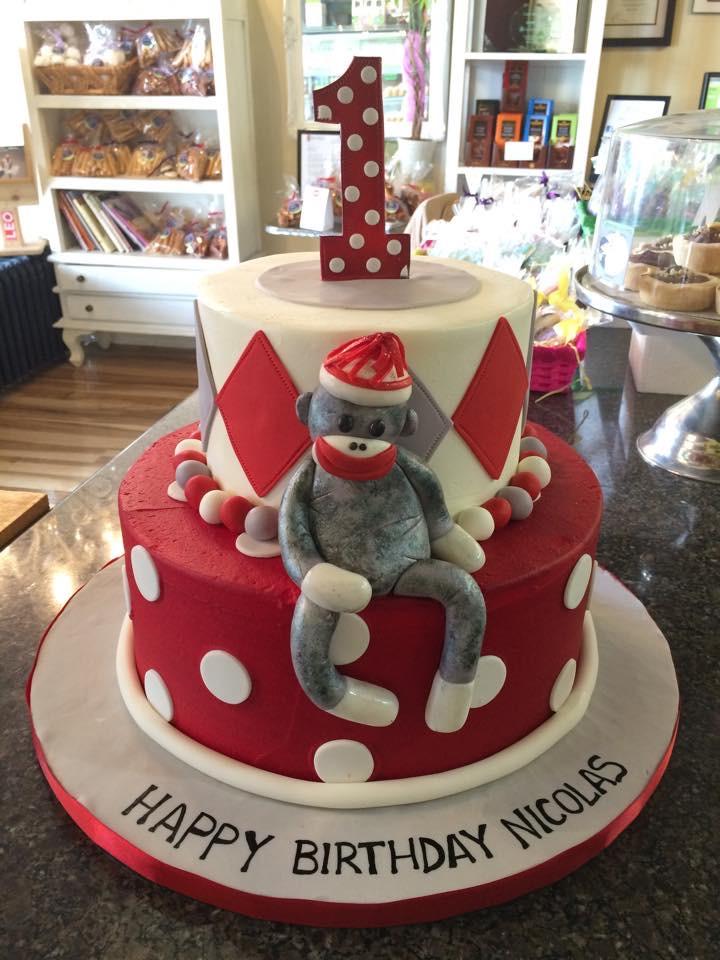 Sock Monkey Cake.JPG
